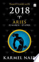 Aries Tarot Forecasts 2018 Book