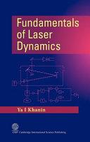 Fundamentals of Laser Dynamics