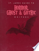 St. James Guide to Horror, Ghost & Gothic Writers