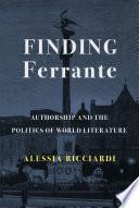 Finding Ferrante