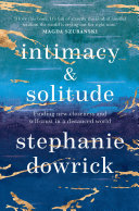 Pdf Intimacy and Solitude