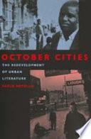 October Cities Book PDF