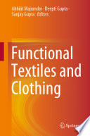 Functional Textiles and Clothing Book