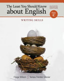 The Least You Should Know About English  Writing Skills  Form C