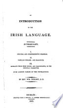An Introduction To The Irish Language