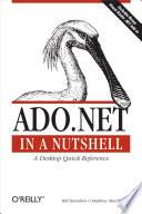 ADO NET in a Nutshell