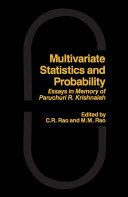 Multivariate Statistics and Probability