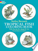 Tropical Fish Coloring Book
