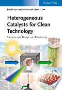Heterogeneous Catalysts for Clean Technology Book