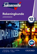 Books - Oxford Suksesvolle Rekeningkunde Grade 12 Leerdersboek | ISBN 9780199058969