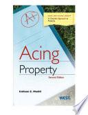 Acing Property, 2d