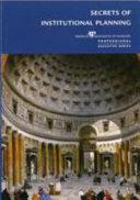 Secrets of Institutional Planning
