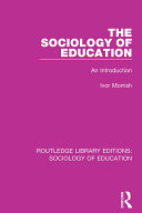 The Sociology of Education Pdf/ePub eBook