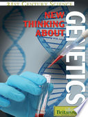 New Thinking About Genetics Book