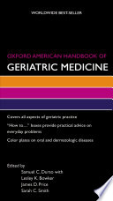 Oxford American Handbook Of Geriatric Medicine Book PDF