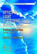 Optics of Light Scattering Media
