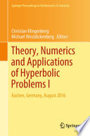 Theory  Numerics and Applications of Hyperbolic Problems I Book