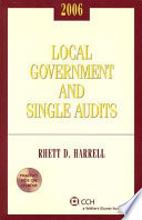 Local Government And Single Audits