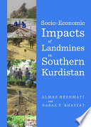 Socio Economic Impacts Of Landmines In Southern Kurdistan