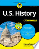 """U.S. History For Dummies"" by Steve Wiegand"