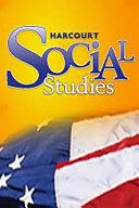 HARCOURT SOCIAL STUDIES TEACHE