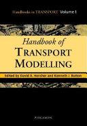 Handbook of Transport Modelling Book