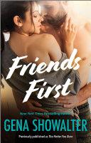Friends First Pdf/ePub eBook