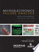 """""""Microelectronics Fialure Analysis Desk Reference, Seventh Edition"""" by Tejinder Gandhi"""