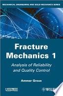 Fracture Mechanics 1 Book