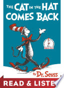 The Cat in the Hat Comes Back: Read & Listen Edition