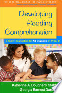 Developing Reading Comprehension Book
