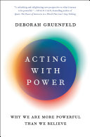 Acting with Power Book PDF