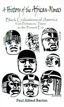 A History of the African-Olmecs ebook