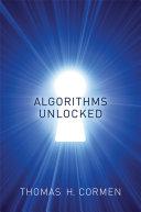 Algorithms Unlocked Pdf/ePub eBook