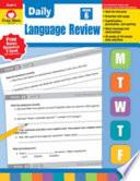 Daily Language Review, Grade 6+