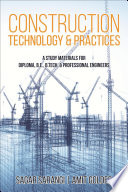 Construction Technology   Practices Book