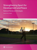 Strengthening Sport for Development and Peace