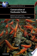 Conservation of Freshwater Fishes Book
