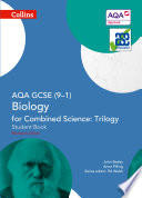 Aqa Gcse Biology For Combined Science Trilogy 9 1 Student Book Gcse Science 9 1