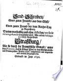 Sendschreiben wie es bey der Subjugation des H. R. Stadt Straßburg ... hergangen sey