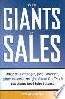 The Giants of Sales