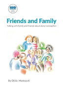Telling and Talking with Family and Friends about Donor Conception