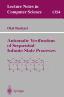 Automatic Verification of Sequential Infinite State Processes