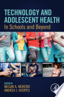 Technology and Adolescent Health Book