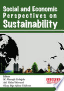 Social and Economic Perspectives on Sustainability