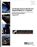 Toll Bridge Seismic Retrofit and Regional Measure 1 Programs
