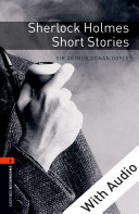 Sherlock Holmes Short Stories   With Audio Level 2 Oxford Bookworms Library