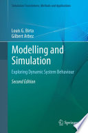 Modelling And Simulation Book PDF