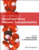 Clinical Manual of Blood and Bone Marrow Transplantation ebook
