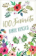 100 Favorite Bible Verses Pdf/ePub eBook